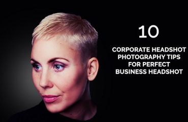 corporate headshot photography tips