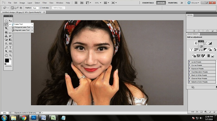 How to Match Skin in Photoshop