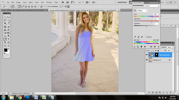 Techniques of Fashion Photo Editing