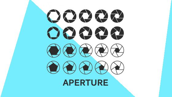 Aperture for portrait photography