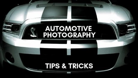 Automotive photography tips and tricks