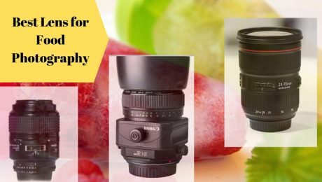 Best Lenses for Food Photography
