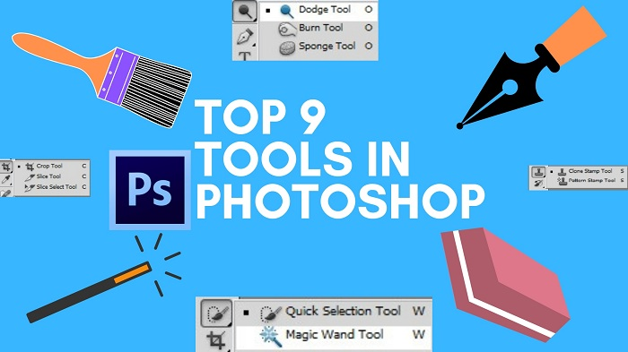 Best Tools of Photoshop