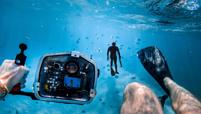Camera-for-Ocean-photography