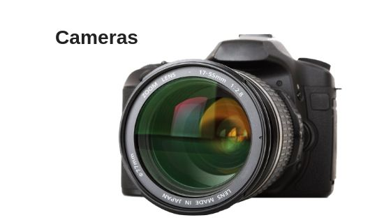Cameras for wedding photography