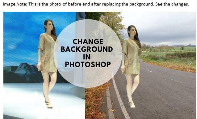 how to change the metric on photoshop