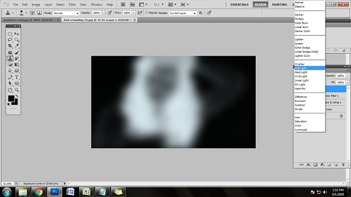 How to make Photos like Xray in Photoshop