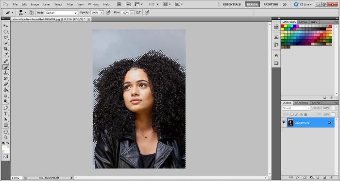 Photoshop Hair Masking Tips and Tricks