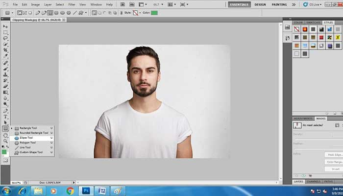 Beginners guide on How to do Clipping Mask