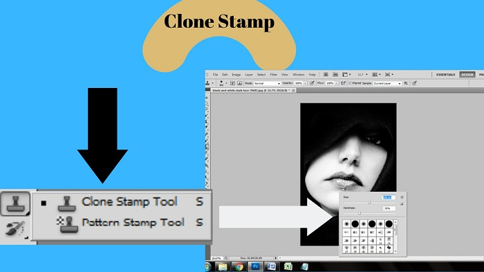 Top most effective Photoshop Tools