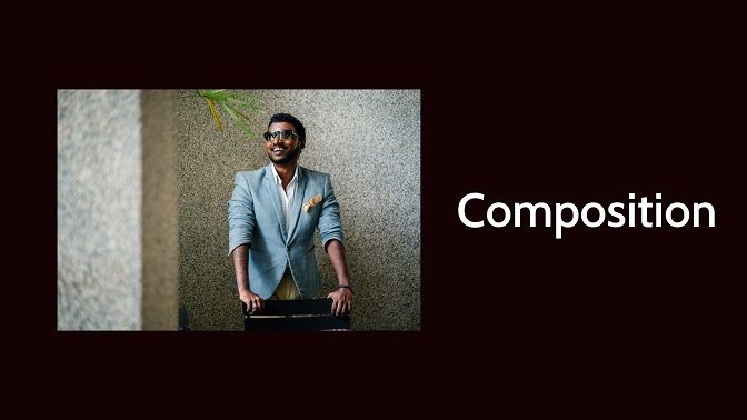 Composition for business image
