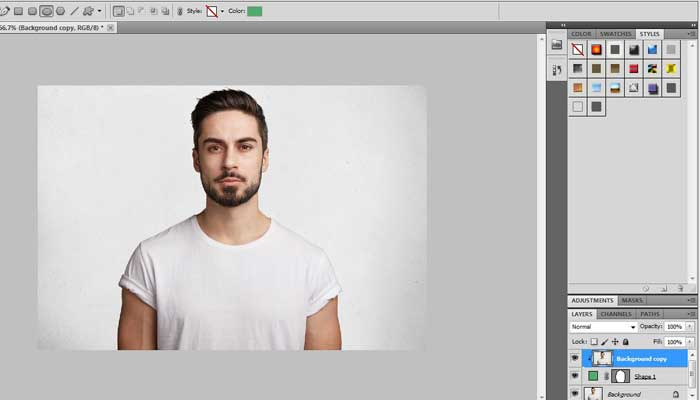 How to do Clipping Mask in Easy way