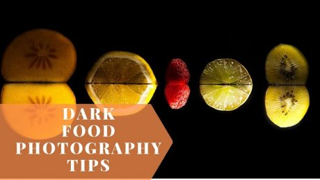 Dark Food Photography Tips