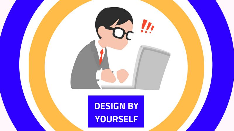 Design image by yourself