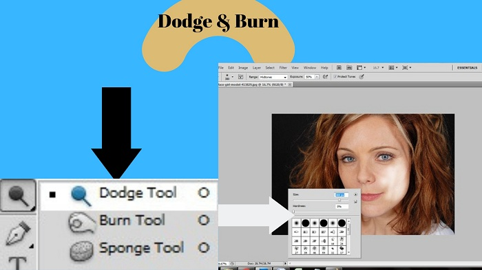 What are the top Photoshop Tools?