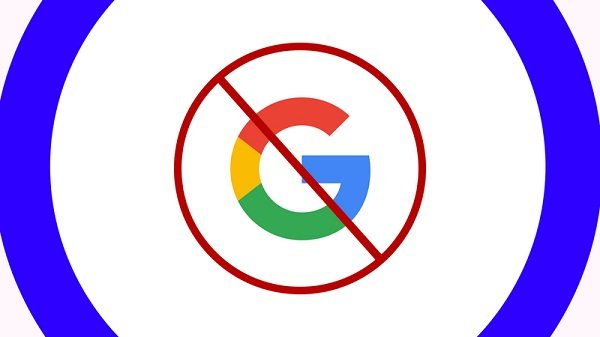 Do not download directly from google