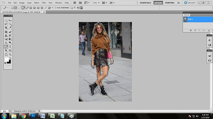 Fashion Photo Editing in Photoshop 2019
