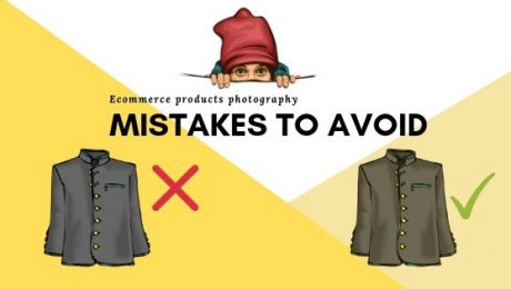 Ecommerce products photography Mistakes to Avoid