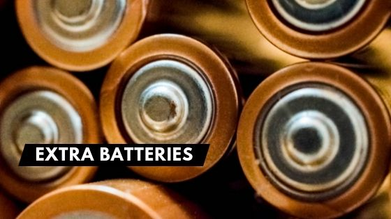 Battery for real estate photography