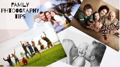 Family Photography Tips for Beginners