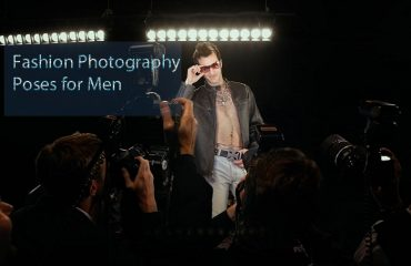 Fashion photography Poses for men