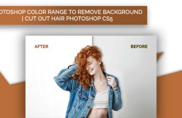 How to Remove White Background Using Color Range