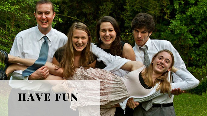 Group photography tips for having fun