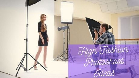High Fashion Photoshoot Ideas