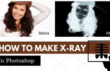 How to Make Xray photo in photoshop (2)