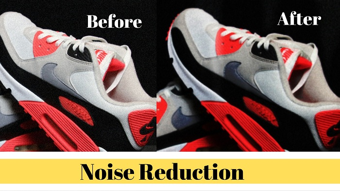 How to Reduce Noise from a Product Photo