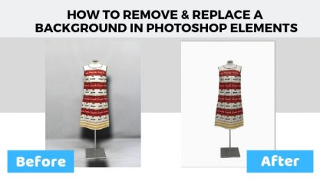 How to Remove & Replace a Background in Photoshop Elements