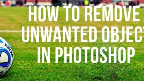 How to Remove Unwanted Object in Photoshop