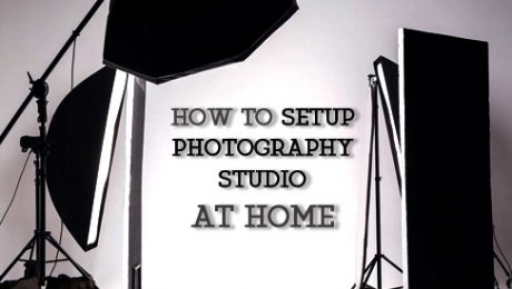 How to Setup Photography Studio at Home