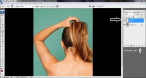 change hair color in photoshop online