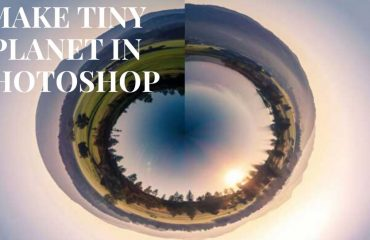 How to make tiny planet