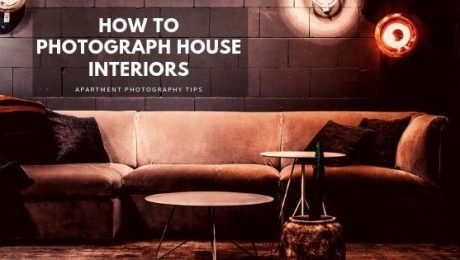 How to photograph house interiors