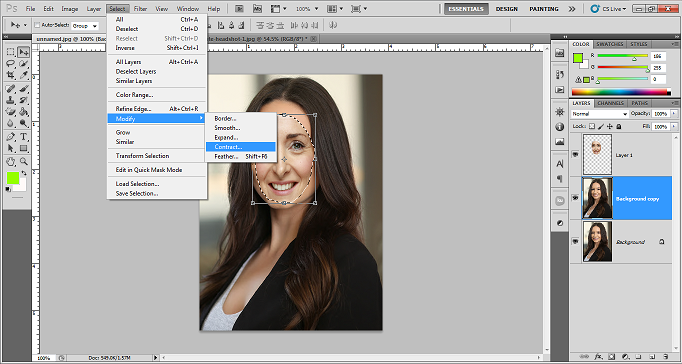 Easy Tutorial on How to Swap Face in Photoshop