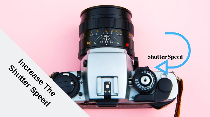 Wedding Photography Tips for Photographer, Increase the Shutter Speer