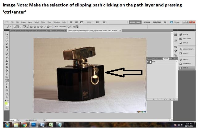 How to replace the Photo Background in Photoshop