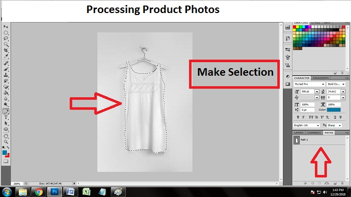 Product Photo Editing Tips