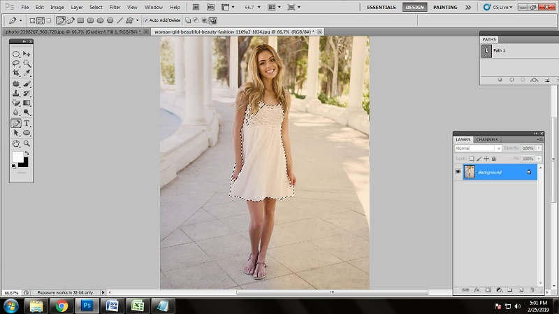 How you can edit fashion photos