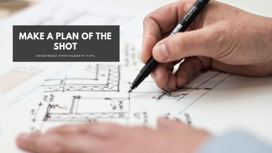 Plan the interior photography