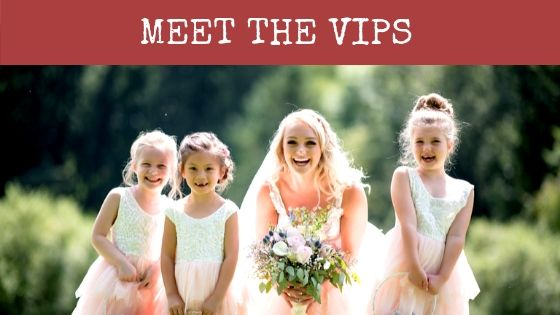 Meet the VIPs of the wedding