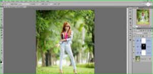Color Correction Clipping Path