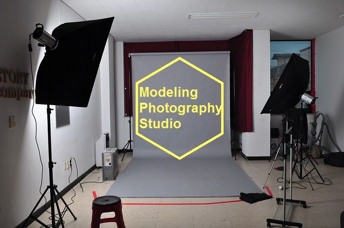 Modeling Photography Studio