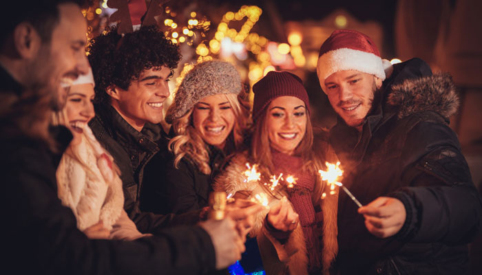 Tips and Tricks for New Year's Eve