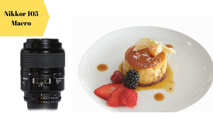 Food Photography Lenses of All time