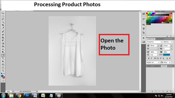 Photoshop Product Photo Editing Tips