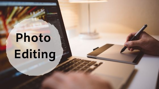Photo editing tips