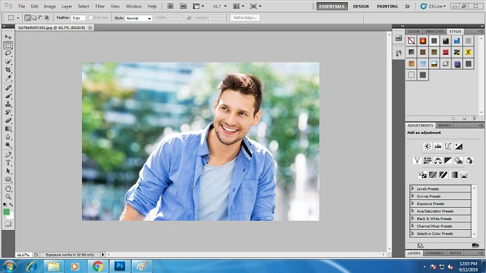 How to do Photoshop Clipping Path for Beginners